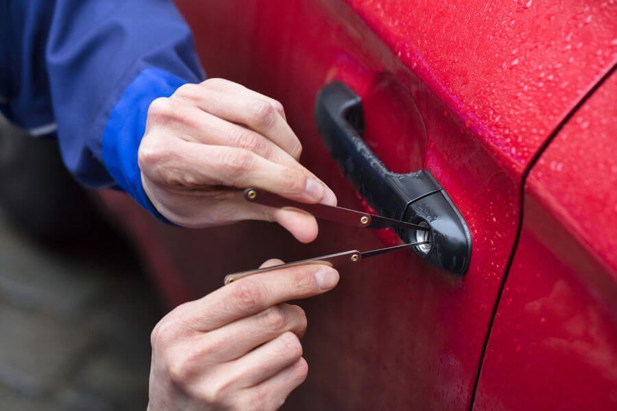 Schlüsseldienst Leinfelden Autoöffnung